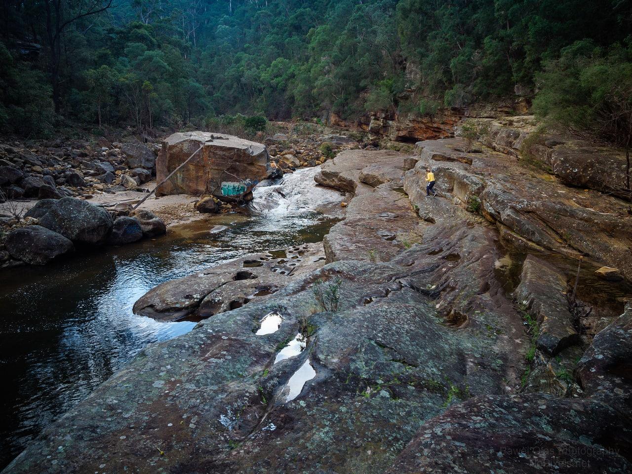 lapstone to glenbrook gorge