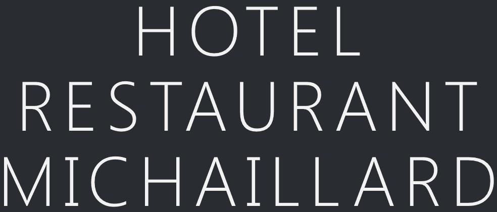 Hotel Restaurant Michaillard