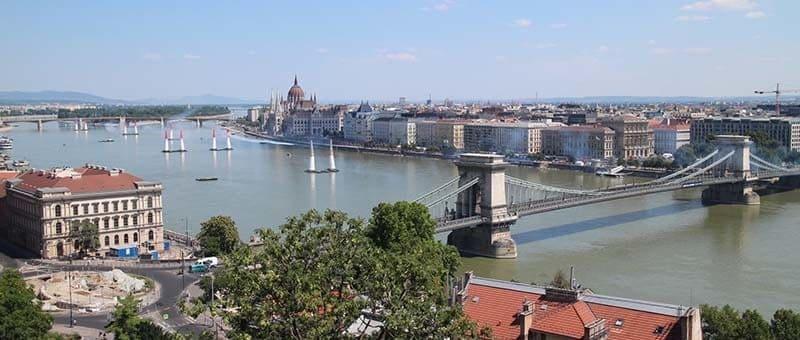 Budapest Vista View