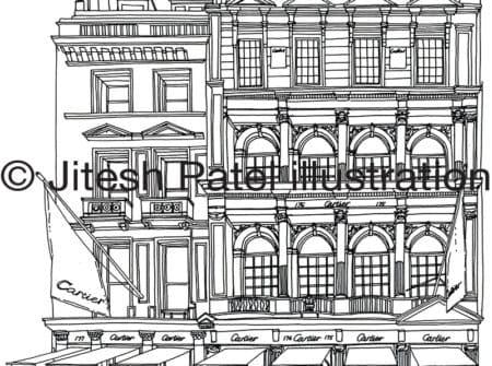 Cartier Boutique Bond Street London