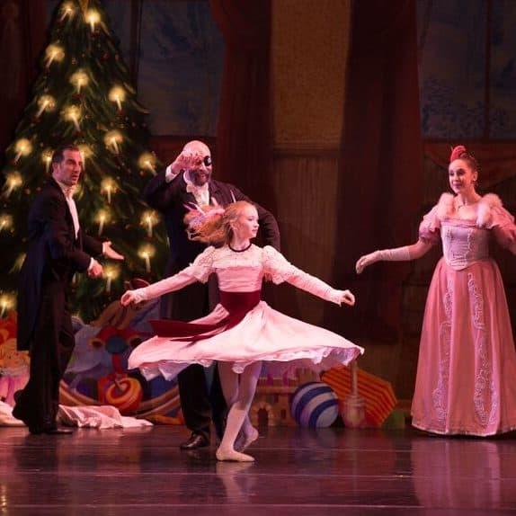 Dances Patrelle's The Yorkville Nutcracker