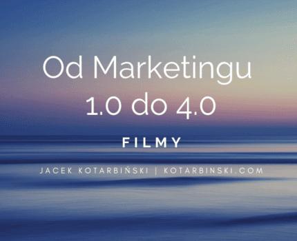 Marketing PoProstu OdMarketingu 1.0 do4.0