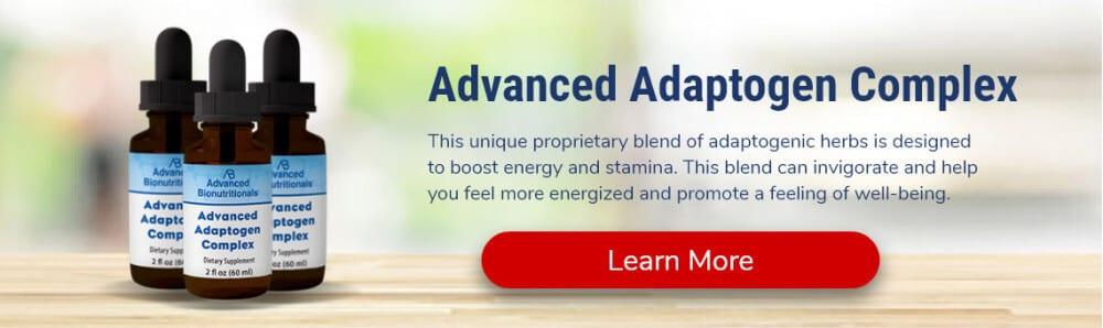 Advanced Adaptogen Complex