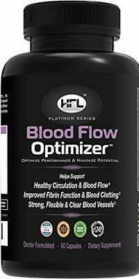 Can vitamin K2 reverse arterial calcification Blood flow optimizer dr Sam robbins