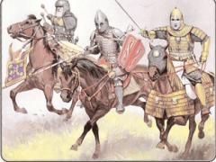 Армии периода темного средневековья