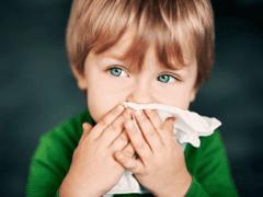 Фронтит у ребенка: симптомы и лечение