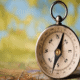 Как правильно ориентироваться по компасу?
