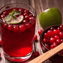Как приготовить брусничный морс из замороженных ягод?