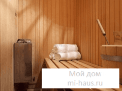 Как сделать сауну в квартире в ванной комнате?