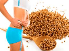 Правила и меню диеты на гречневой каше, отзывы похудевших