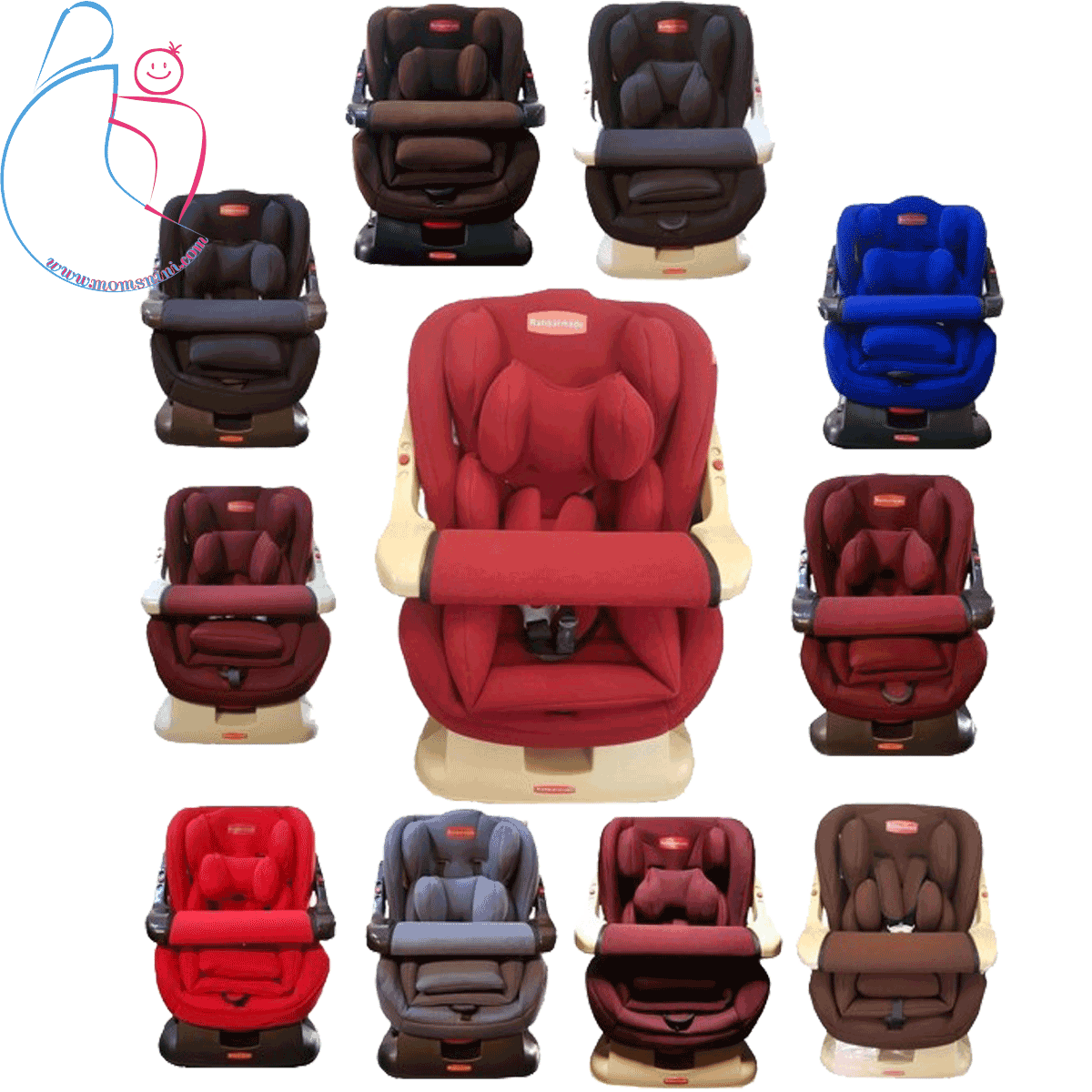 صندلی خودرو کودک راهبر مید مدل صبا