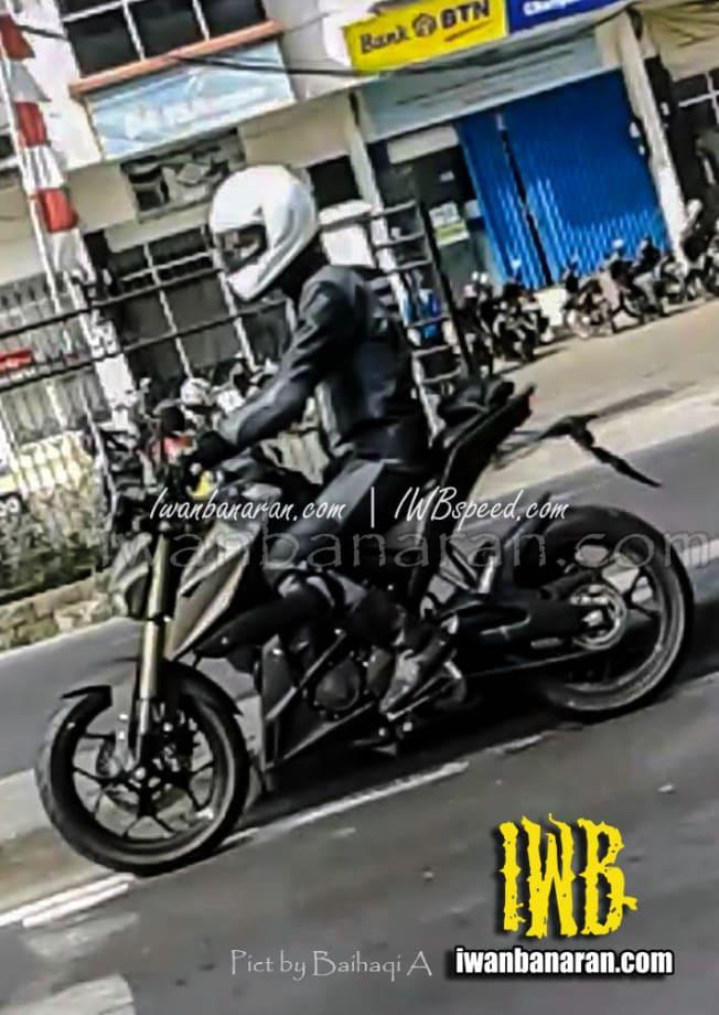 Yamaha BG7 alias si MT15 Sudah Masuk TPT.. Disinyalir Meluncur 3 Bulan Lagi