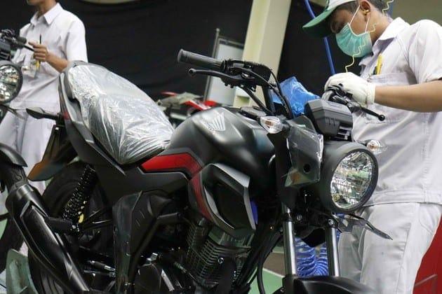 Makin Macho, Honda CB150 Verza Hadir dengan Warna Baru. Berikut Varian dan Harganya