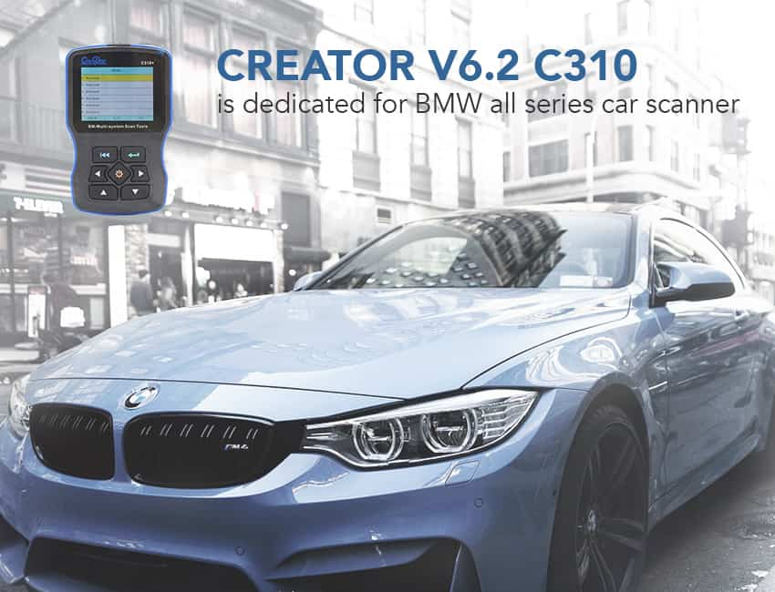 bmw obd2 scanner