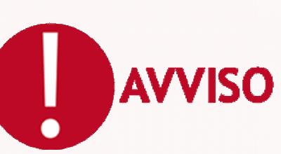 """AVVISO- SOSPENSIONE PROGETTO """"SOLIDARIETA' ALIMENTARE"""", BUONI SPESA DI GENERI ALIMENTARI O PRODOTTI DI PRIMA NECESSITA'."""