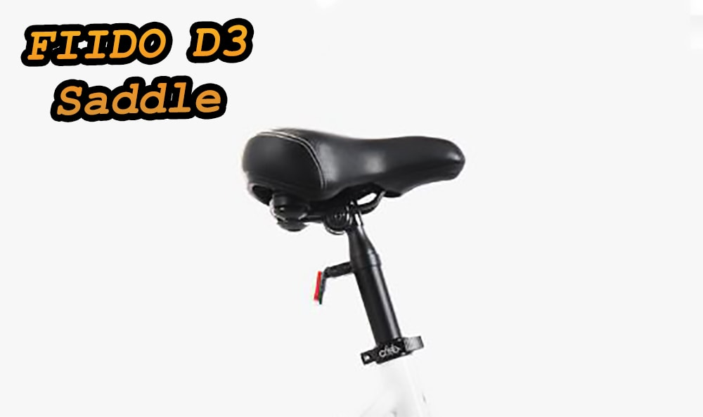 FIIDO D3 Saddle