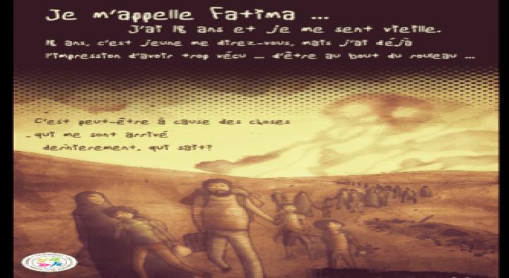 «Just Married»: l'histoire de Fatima