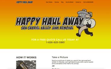 Happy Haul Away