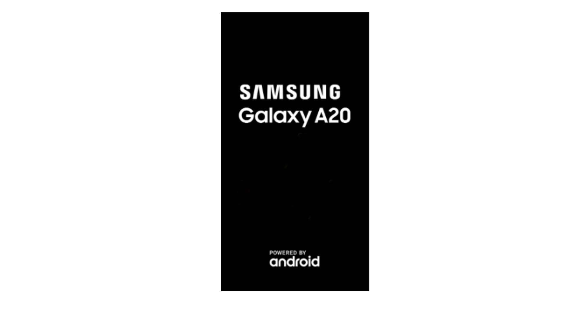 galaxy a20 won't charge