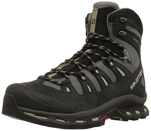 Salomon Men's Quest 4D 2 GTX Hiking Boot review
