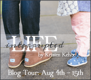 Blog Tour | Life Interrupted by Kristen Kehoe (Review + Giveaway)