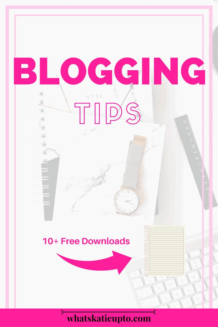 Social Media Tips, Blog Tips, Make Money Blogging, Blogger