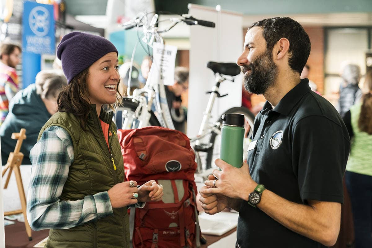 Speak to local outdoor recreation experts and discover all there is to do in the region at the Recreation Northwest Expo, Feb. 23.