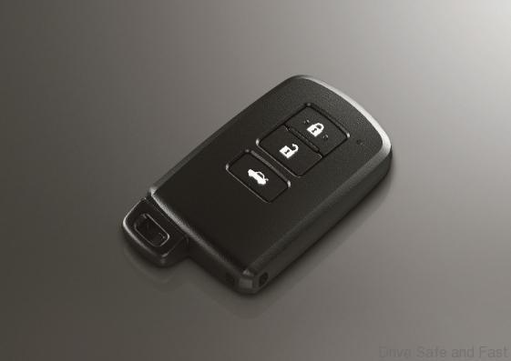Toyota Smart Entry