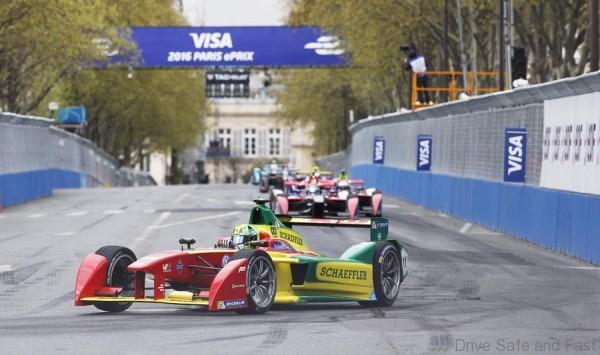 2015/2016 FIA Formula E Championship. Paris ePrix, Paris, France. Saturday 23 April 2016. Photo: Glenn Dunbar/LAT/Formula E ref: Digital Image _W2Q1856