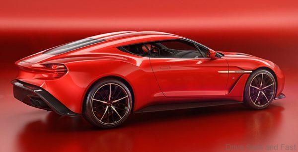 Aston Martin Zagato Concept 2