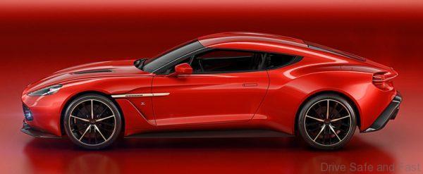 Aston Martin Zagato Concept 3
