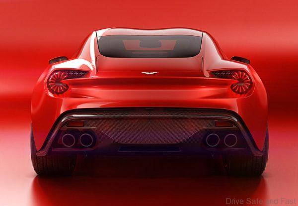 Aston Martin Zagato Concept 4