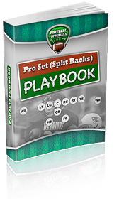 pro set football playbook