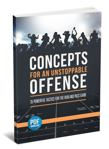 football offense plays