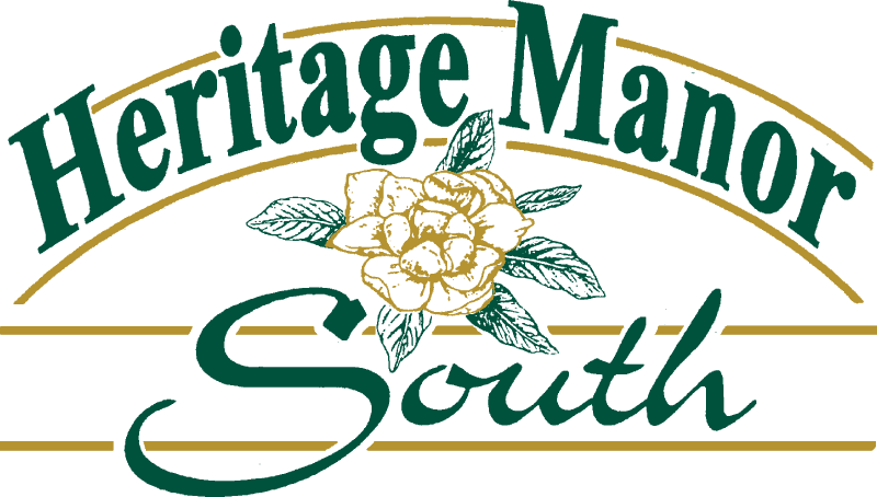 Heritage Manor South [logo]