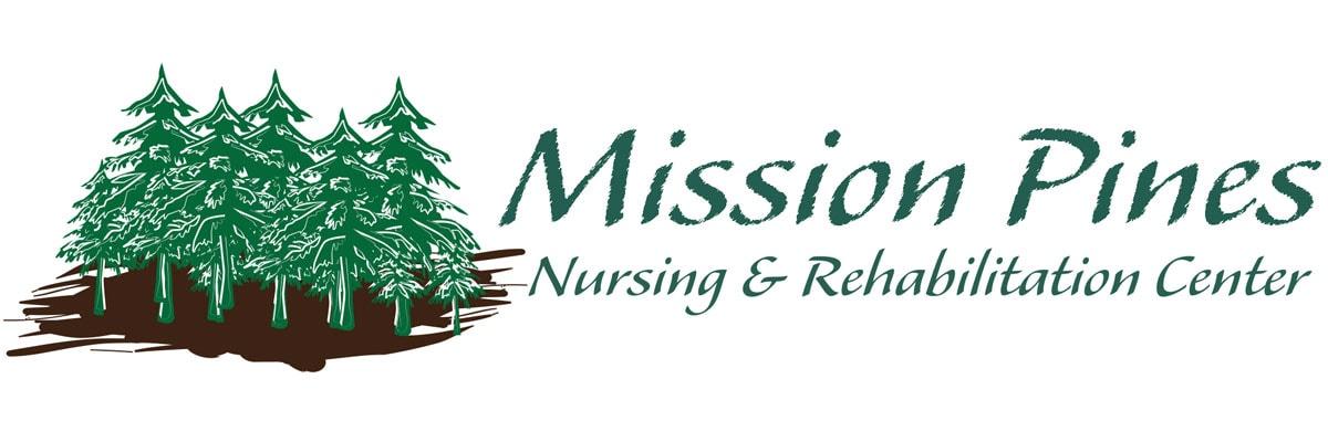 Mission Pines Nursing & Rehabilitation Center [logo]