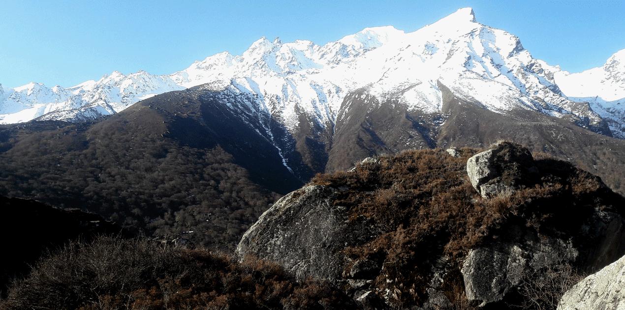 Kyanjin Gompa Langtang