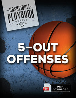 5 out basketball playbook