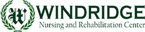 Windridge Nursing and Rehabilitation Center [logo]