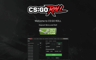 CSGO Roll free code to win skins