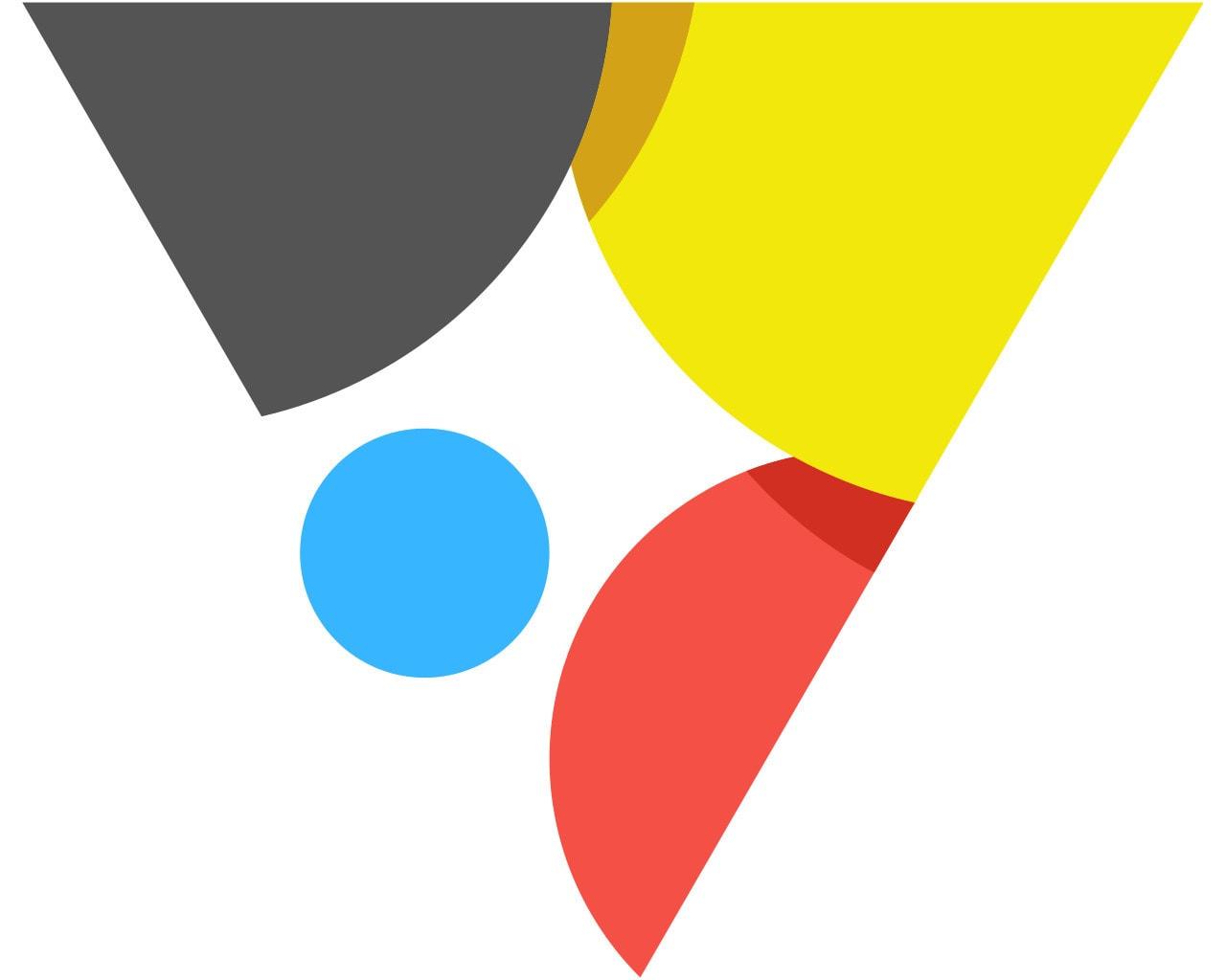 Logo de 20eme Siecle dans le style de Mondrian