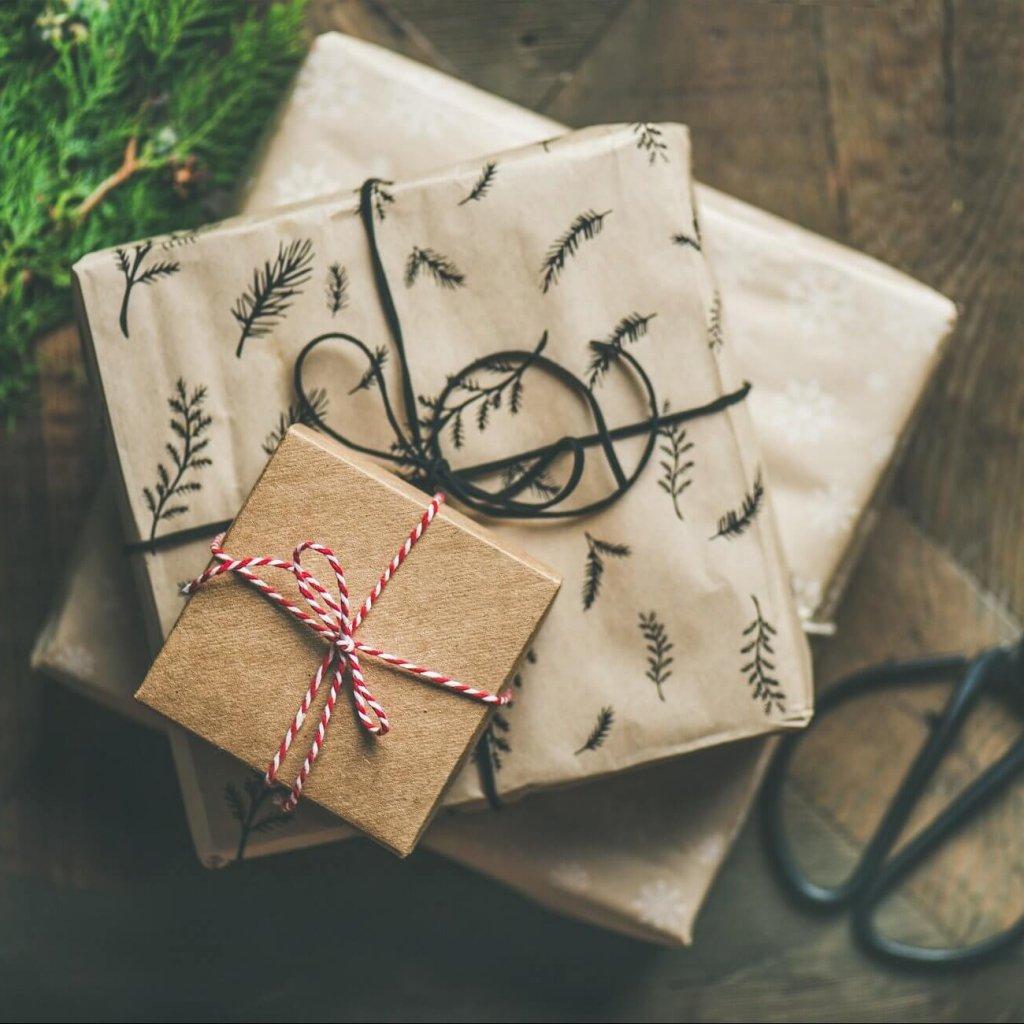 Geschenkbox für Mitarbeiter oder Kunden