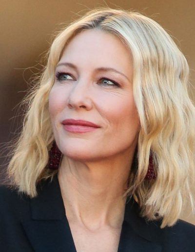 40+ Style Icon Cate Blanchett | 40plusstyle.com