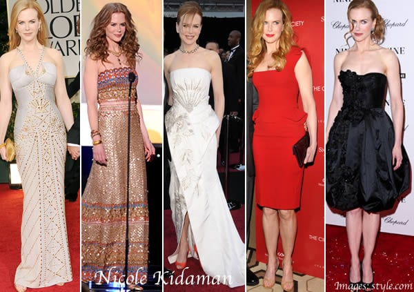 Nicole Kidman on how to dress if you are tall | 40plusstyle.com