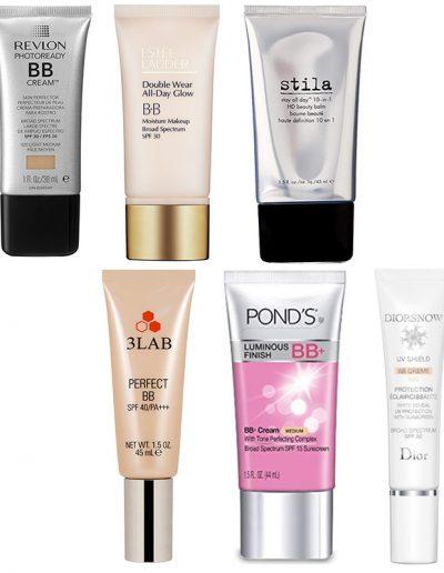 The best BB creams | 40plusstyle.com