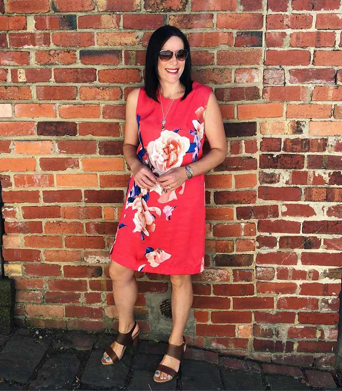 #40plusstyle Inspiration: 10 Fabulous Looks Featuring Florals | 40plusstyle.com