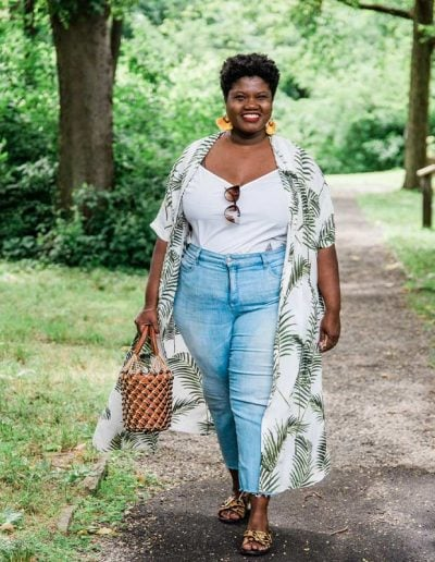 An interview with Georgette | 40plusstyle.com