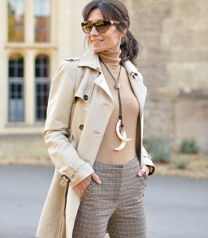 #40plusstyle Inspiration: 18 Stylish Coats For Fall | 40plusstyle.com