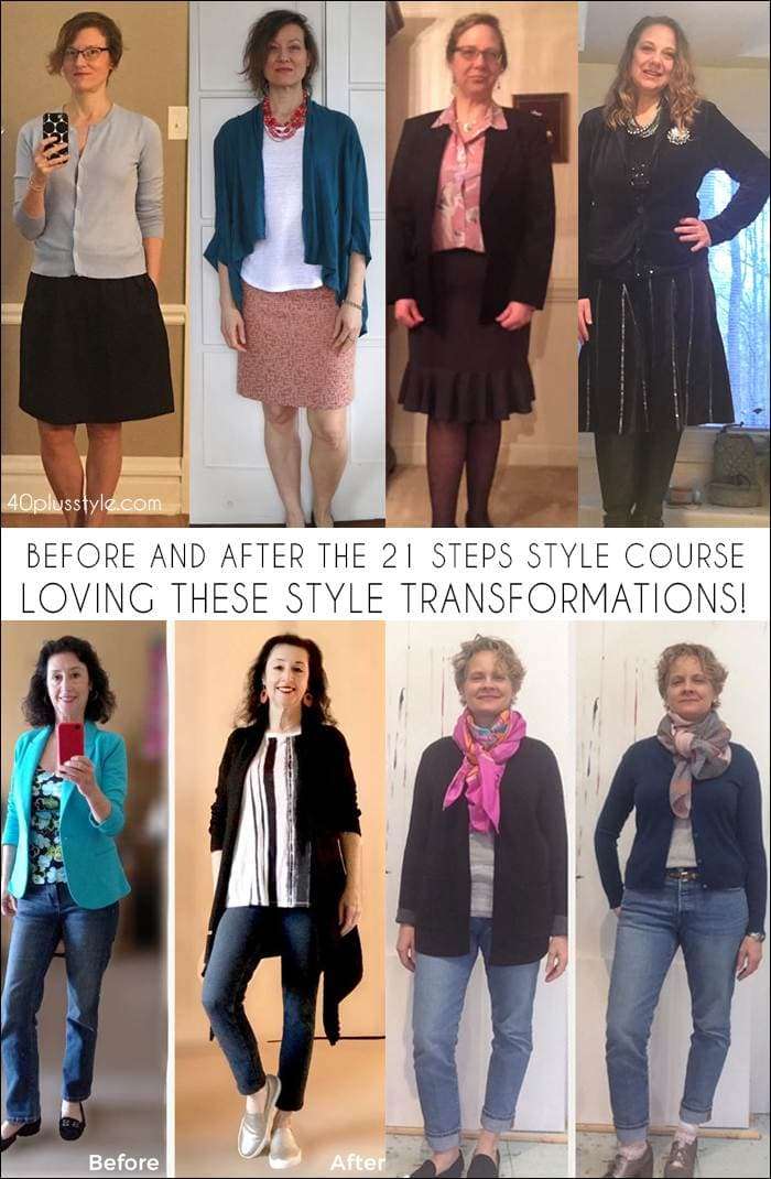 style transformations | 40plusstyle.com