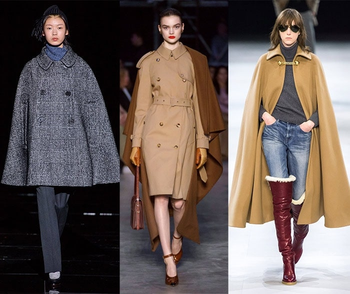 capes in the fall 2019 trends | 40plusstyle.com